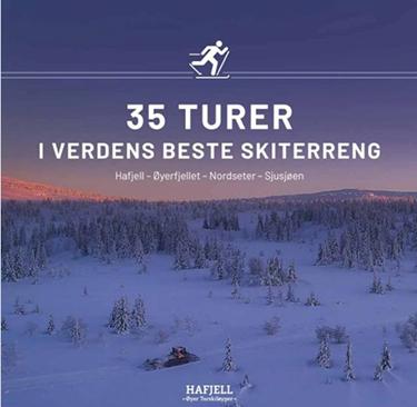 Bilde av 35 Turer i verdens beste skiterreng NC OS